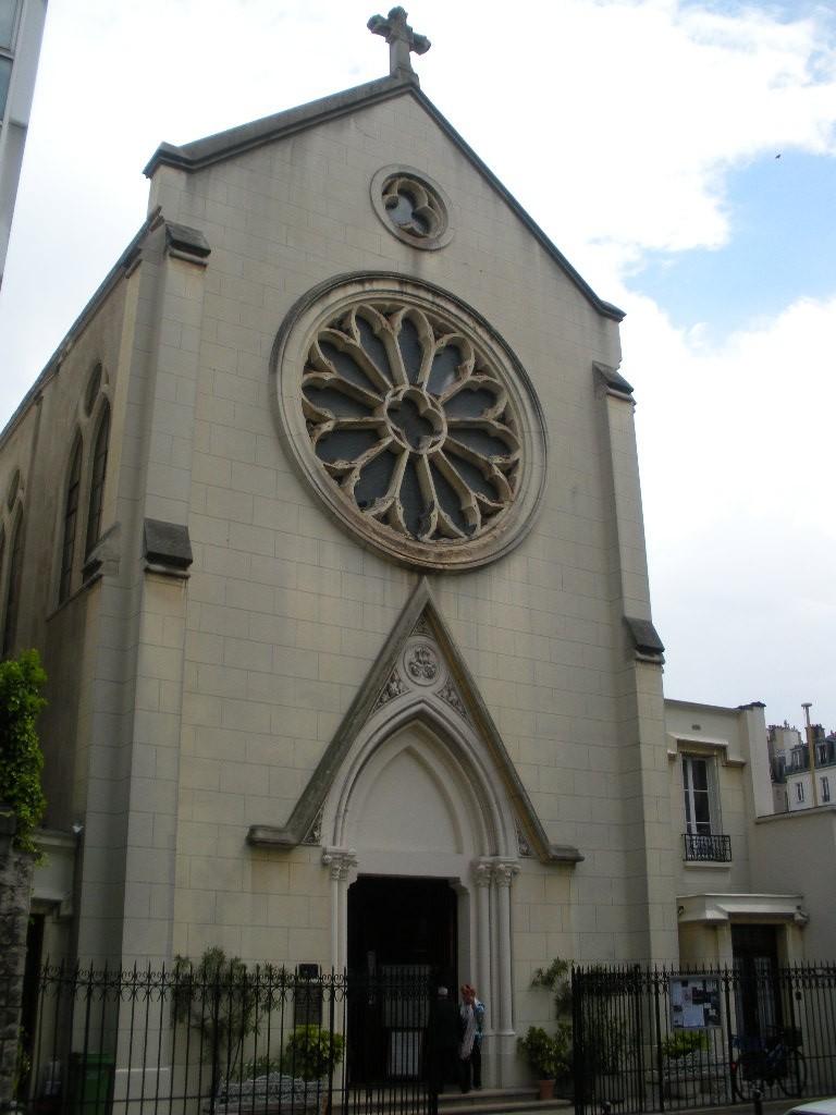 Eglise Sainte Rita Dscn0415