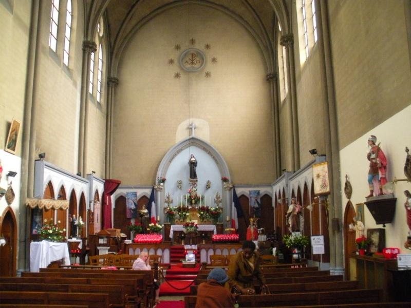 Eglise Sainte Rita Dscn0418