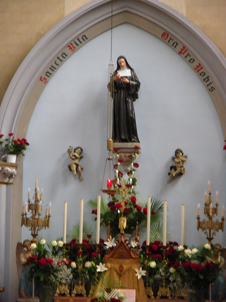 Eglise Sainte Rita Dscn0419