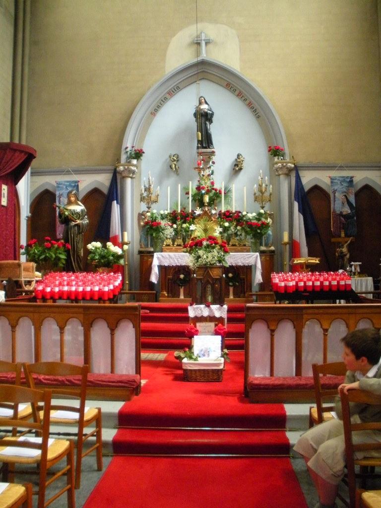 Eglise Sainte Rita Dscn0421