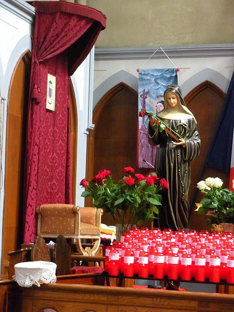 Eglise Sainte Rita Dscn0422