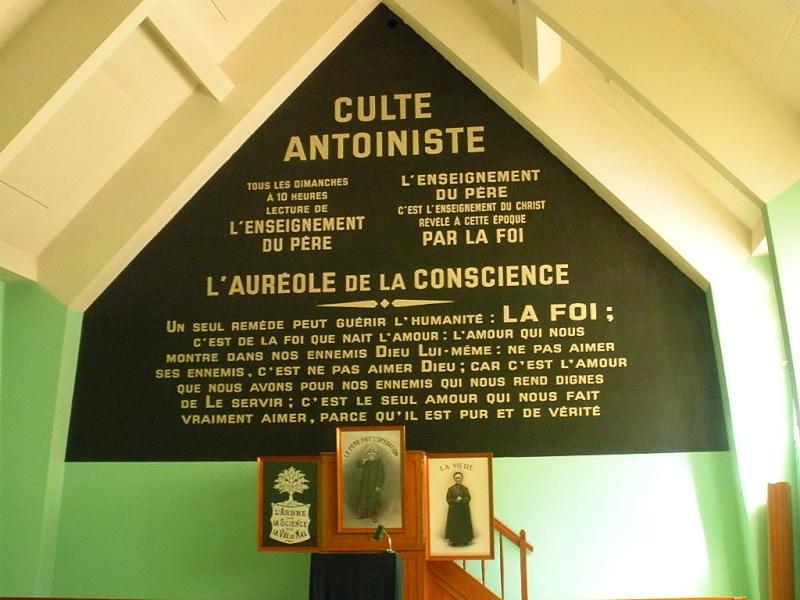 LE CULTE ANTOINISTE Dscn0441