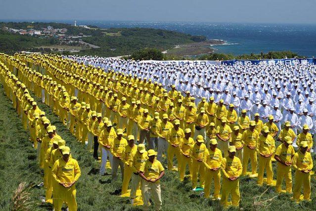 La secte Zhuan Falun Falun_10