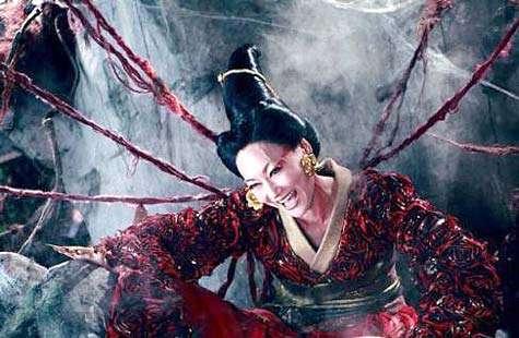 Le mois des fantômes à Taiwan Fantom10