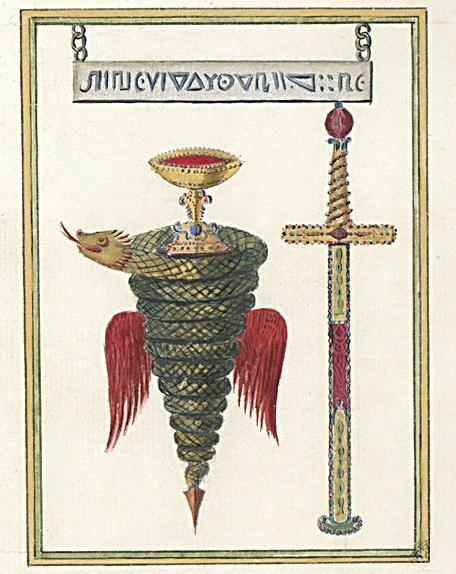 La très Sainte Trinosophie du Comte Saint Germain Image217
