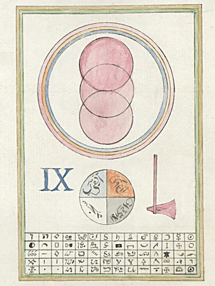 La très Sainte Trinosophie du Comte Saint Germain Image230