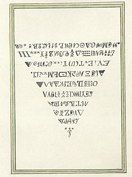 La très Sainte Trinosophie du Comte Saint Germain Image231