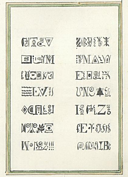 La très Sainte Trinosophie du Comte Saint Germain Image232