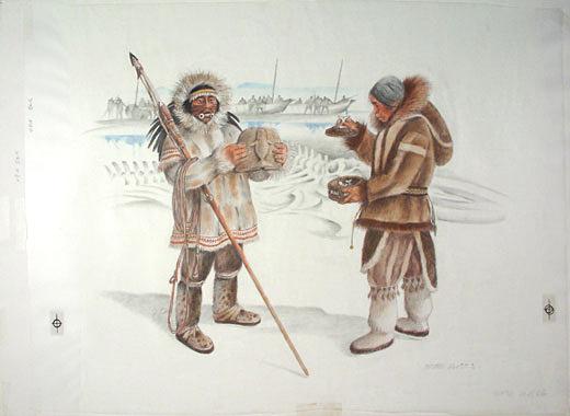 Nous les avons appelés Esquimaux Inuit10