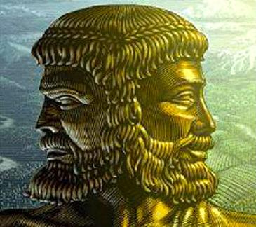 Le Dieu Romain Janus et la Déesse Celte Badhbh Janus10