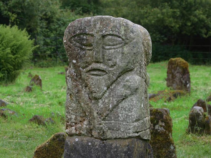 Le Dieu Romain Janus et la Déesse Celte Badhbh Janus_10