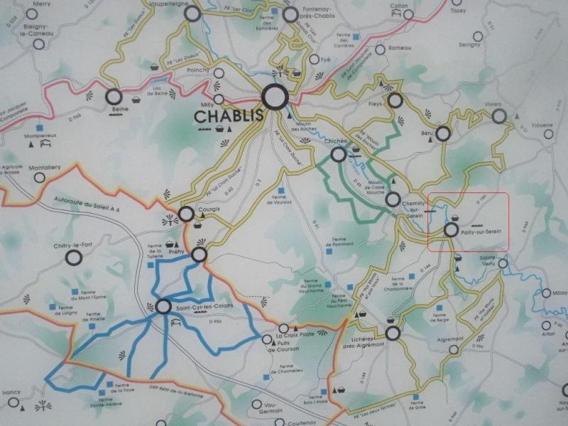 Le village de Poilly sur Serein, de Jules Charles Ernest Billaudot dit le Mage Edmond  La_tom10