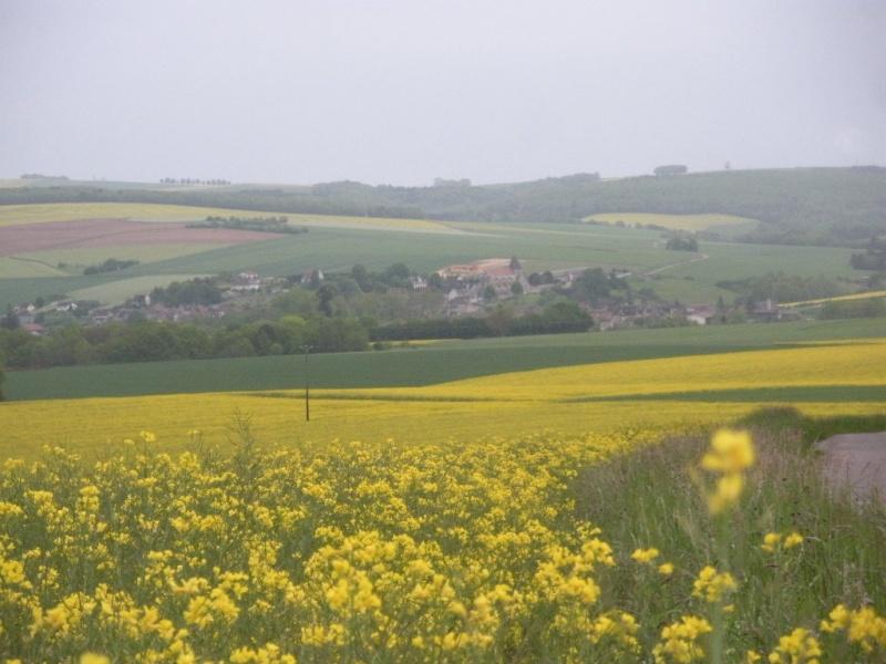 Le village de Poilly sur Serein, de Jules Charles Ernest Billaudot dit le Mage Edmond  La_tom13