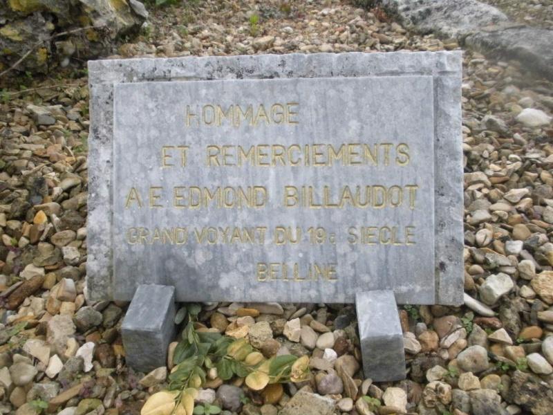 La Tombe de Jules Charles Ernest Billaudot dit le Mage Edmond  La_tom25