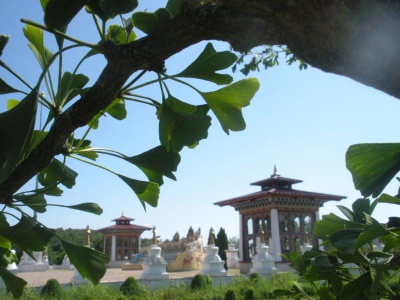 Le temple des Milles Bouddhas en Bourgogne Le_tem10