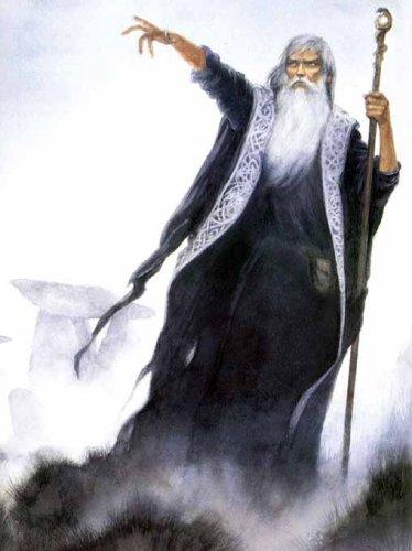 Maitre Saint Germain Merlin10