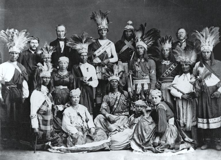 Kateri Tekakwitha, une sainte amérindienne Mohawk10