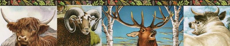 Les animaux selon le Culte Druide Oracle18