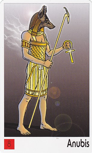 L'Oracle des Pharaons Oracle41