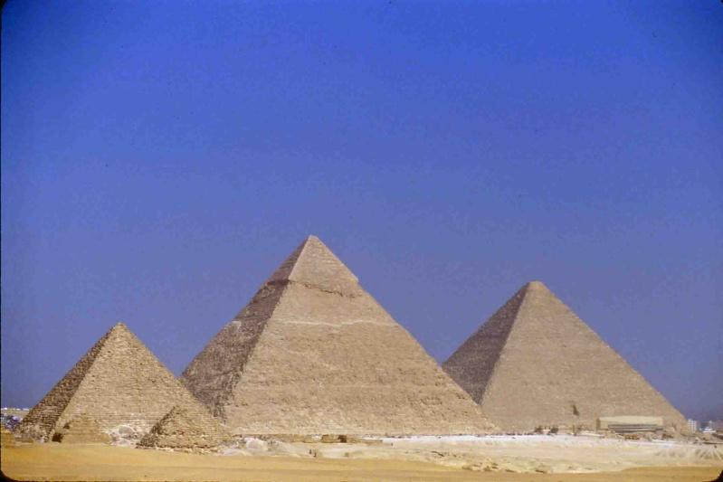 Tarot en Egypte Pyrami10