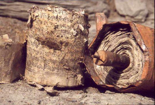 Comment utiliser le Moullin a Prières tibéthain ? Roulea10