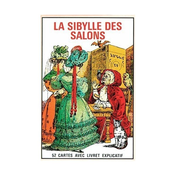 La Sibylle des Salons - Vidéo Sibyll11
