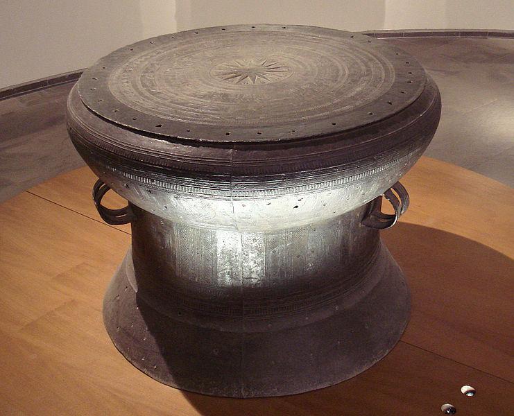 Les tambours de bronze des Lolo Noirs Tambou10