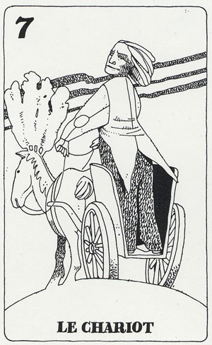 Tarot des Pauvres par Paul de Becker Tarot_10