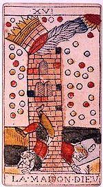 Le chiffre 16 et le Tarot de Marseille Tarot_18