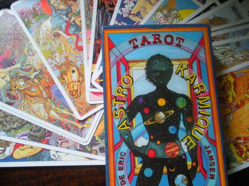 Tarot Astro Karmique Tarot_29