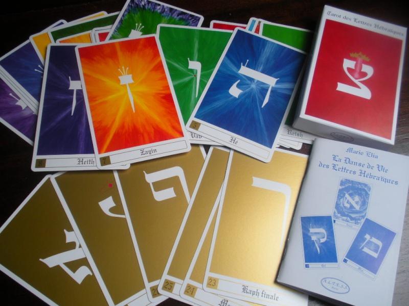 Tarot des Lettres Hébraiques Tarot_30