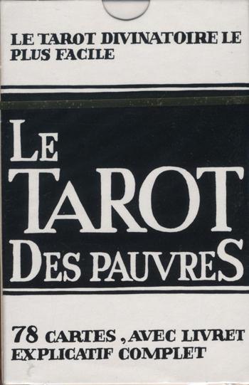 Tarot des Pauvres par Paul de Becker Tarot_40