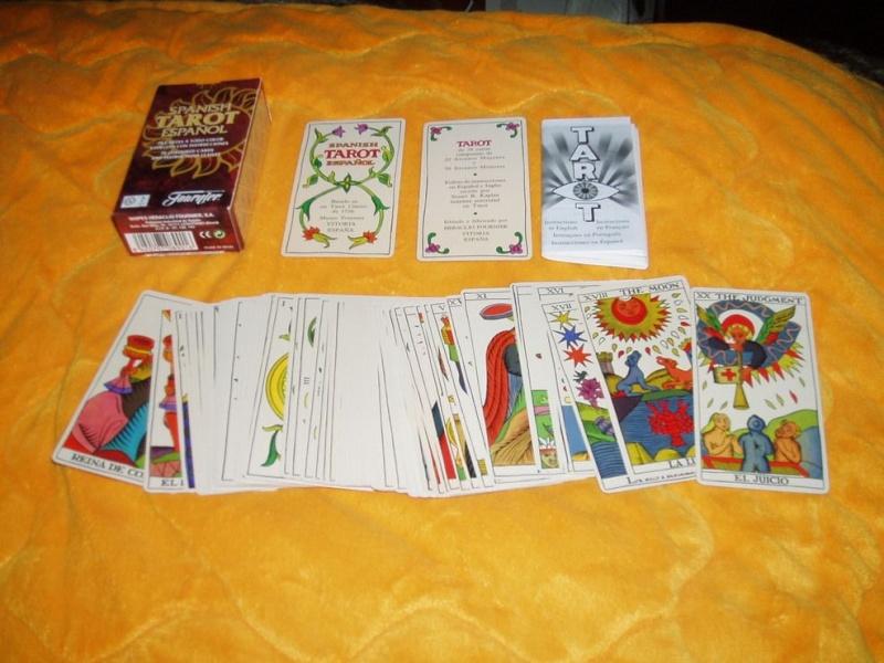 Les cartes à jouer espagnoles Tarot_56