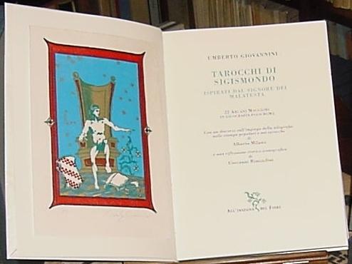 Tarot de Sigismondo Tarot_60