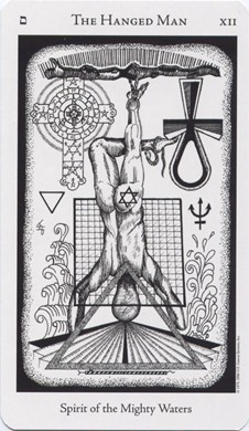 The Hermetic Tarot - Secret of the Golden Dawn Par Godfrey Dowson The_he13
