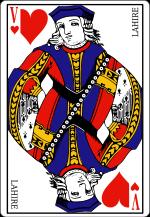 Une Naissance d'origine du jeu de carte divinatoire Valet_10