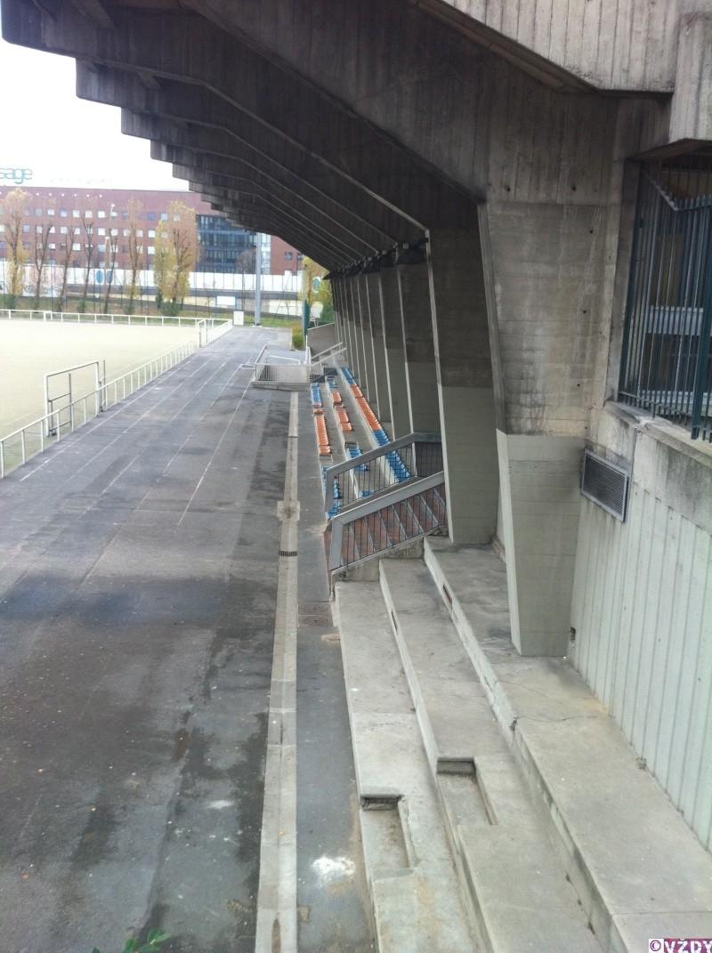 Stade Max Rousié Paris 17è, Porte de St Ouen Img_1310
