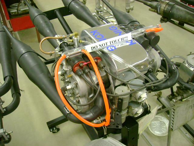 könig 4 cylindres Suter810