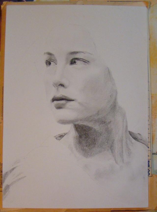 Dessin/portrait de vous ou votre cheval Arwen10