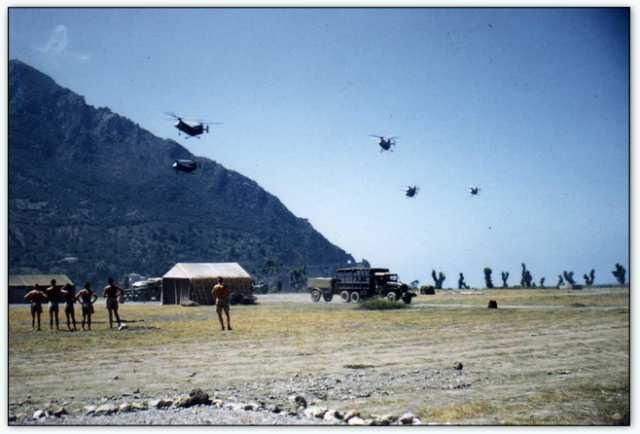 9iéme regiment de chasseurs parachutiste (9é rcp) à /aokas Bv000010