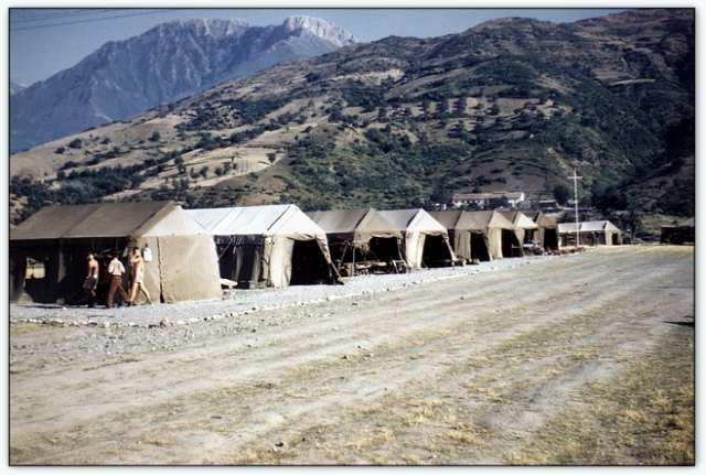 9iéme regiment de chasseurs parachutiste (9é rcp) à /aokas Bv000016