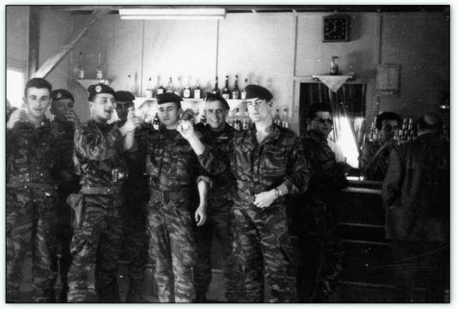 9iéme regiment de chasseurs parachutiste (9é rcp) à /aokas Bv000021
