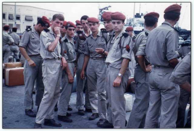 9iéme regiment de chasseurs parachutiste (9é rcp) à /aokas Bv000023