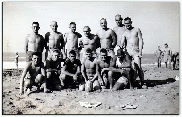 9iéme regiment de chasseurs parachutiste (9é rcp) à /aokas Bv000032