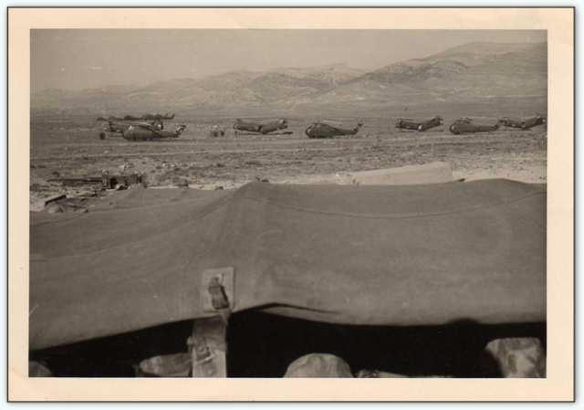 9iéme regiment de chasseurs parachutiste (9é rcp) à /aokas Bv000034