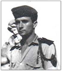 9iéme regiment de chasseurs parachutiste (9é rcp) à /aokas Bv000037