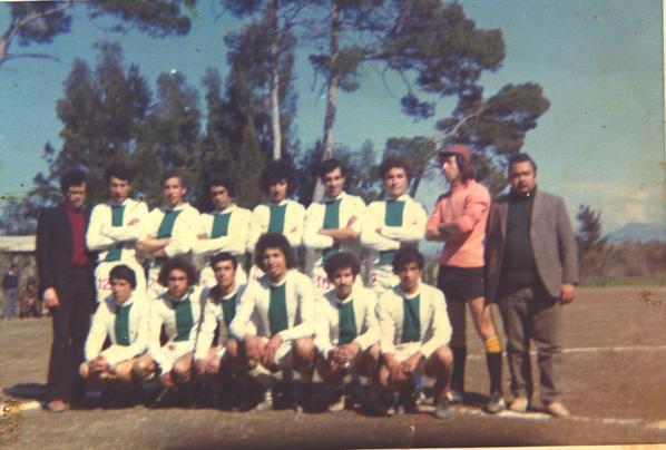 Les Anciens Footballeurs de CRBAOKAS Craoka11