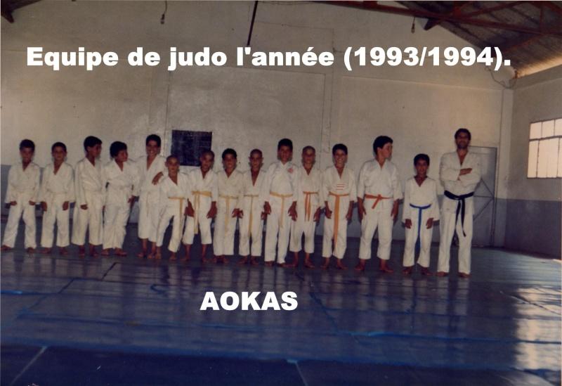 "Section du judo d'aokas (1993/1994) avec ""ALILI MOUHAND"" Judo_a11"