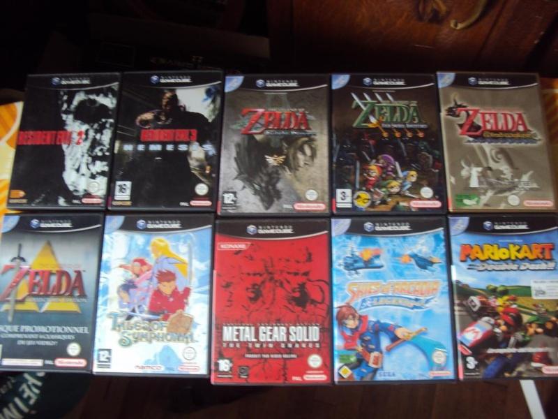 y a des news ! divers jeux consoles ctre jeux snes en boite Dsc03814