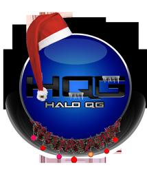 Les logos Halo QG Haloqg15